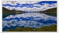 羊湖,比天堂还美