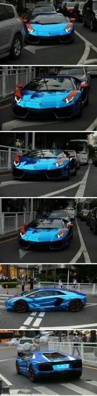 超炫跑车——兰博基尼
