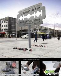 超有创意的国外户外广告