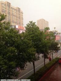 好大风,好大雨!