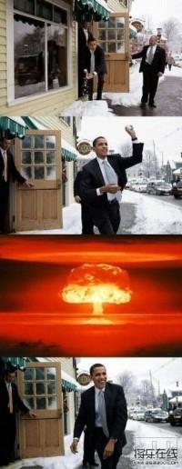 温-总-理 秒-杀-奥巴马,有图有真相